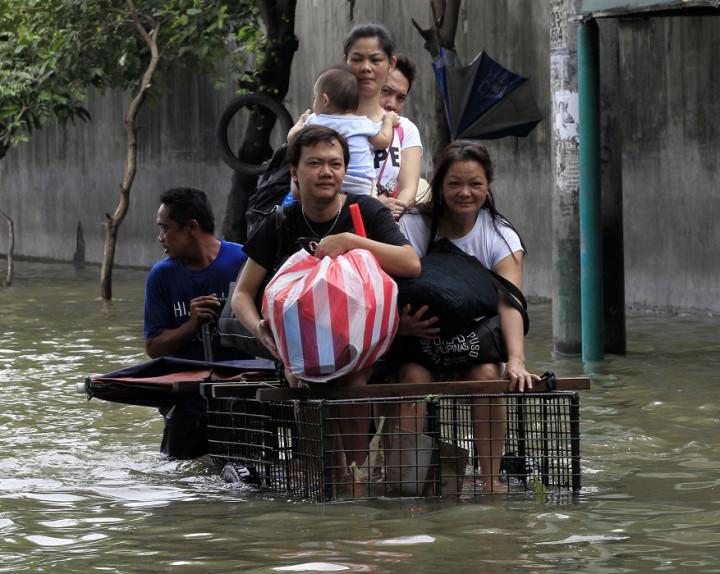 Tropical storm Fung-Wong