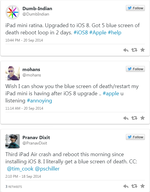 iOS 8 Bugs Roundup: Top Reasons Why You Need to Downgrade
