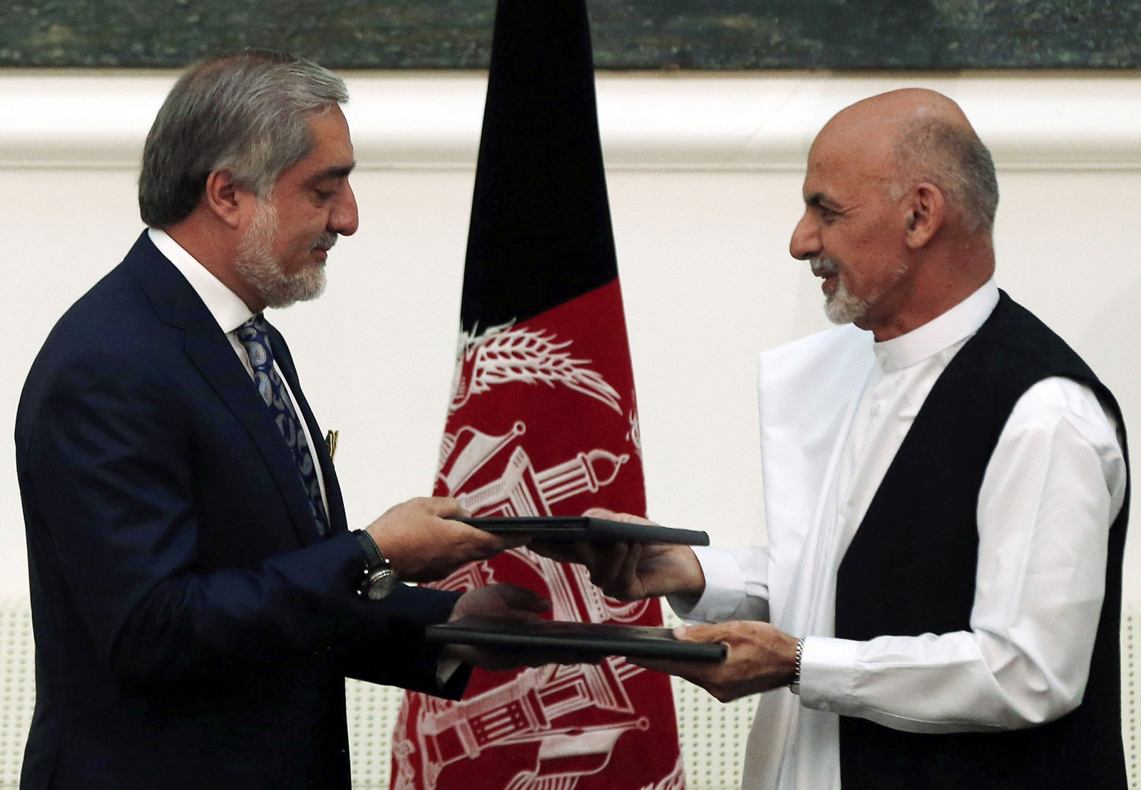 Afghan presidential agreement