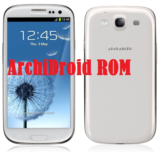 Update Galaxy S3 I9300 to Android 4.4.4 KitKat via ArchiDroid ROM