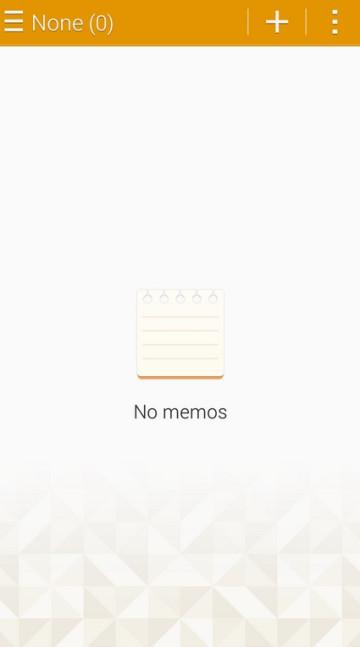 S Memo