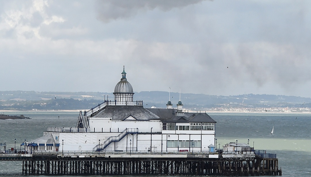 Eastbourne Pier set to reopen only two months after being gutted by fire