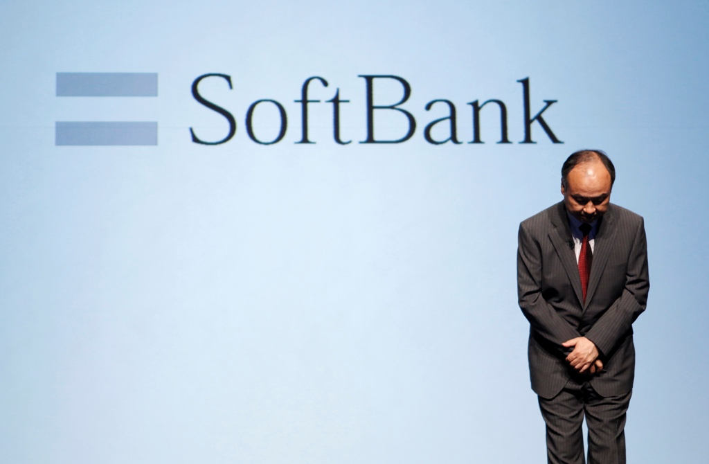 Japan's Softbank Eyes DreamWorks Animation in $3.4bn Deal