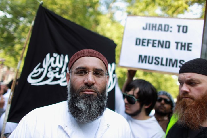 Radical preacher Anjem Choudary insists Isis captive Alan Henning deserves no sympathy