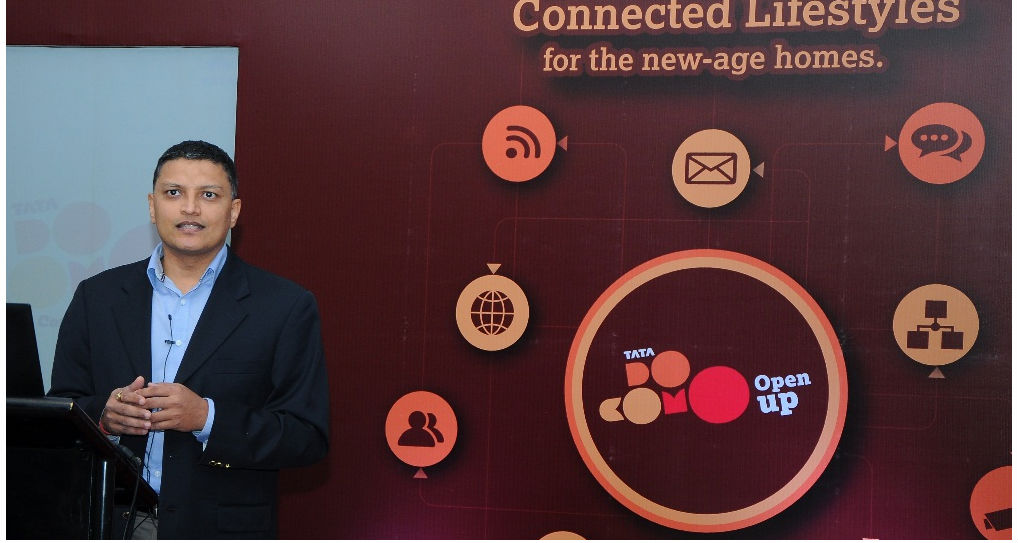 Tata Docomo Showcases new 'Connected Homes with Connected Lifestyle' Broadband Concept: Offers High-Speed Broadband Internet Connectivity to Interface Multiple Devices