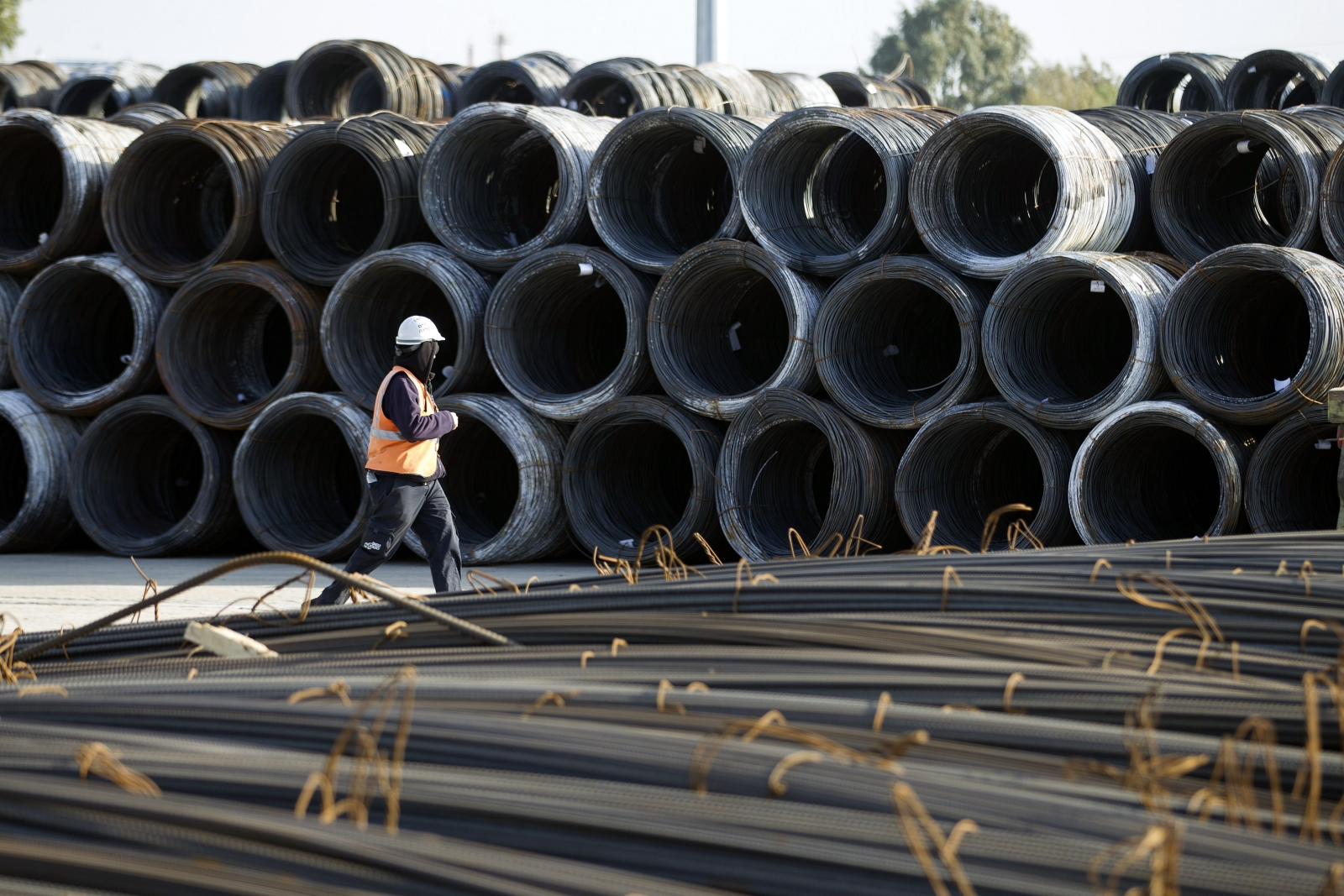 Israel iron rods