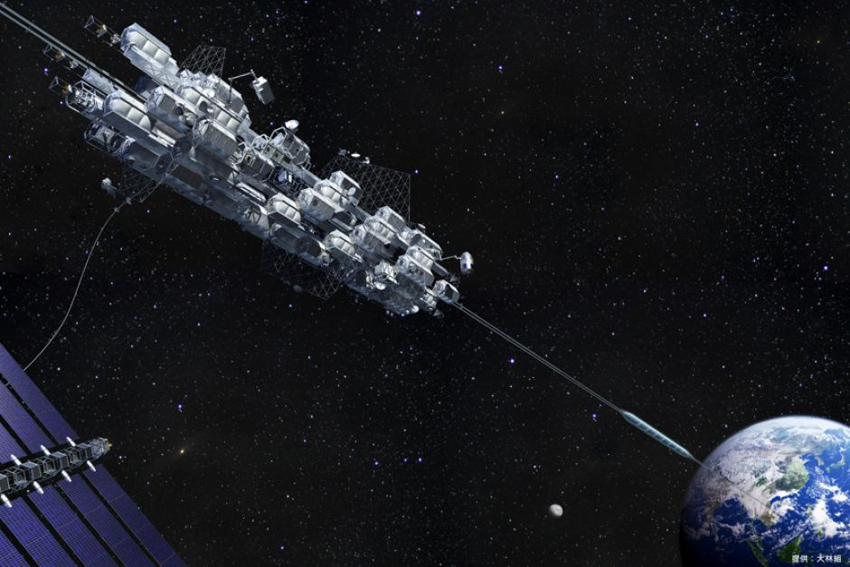 Space Elevator Planned by Japanese Engineers for 2050