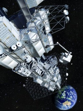 space elevator tourism