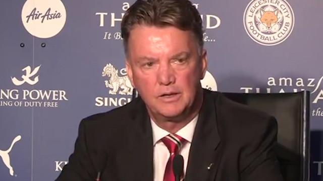 Louis van Gaal: We Gave the Game Away