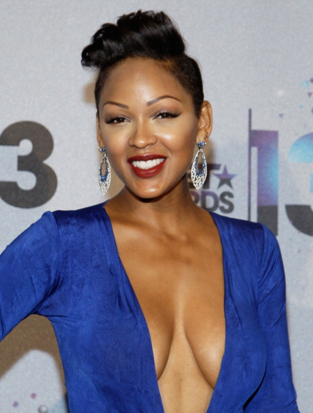 Meagan Good has confirmed photos of her were leaked online.