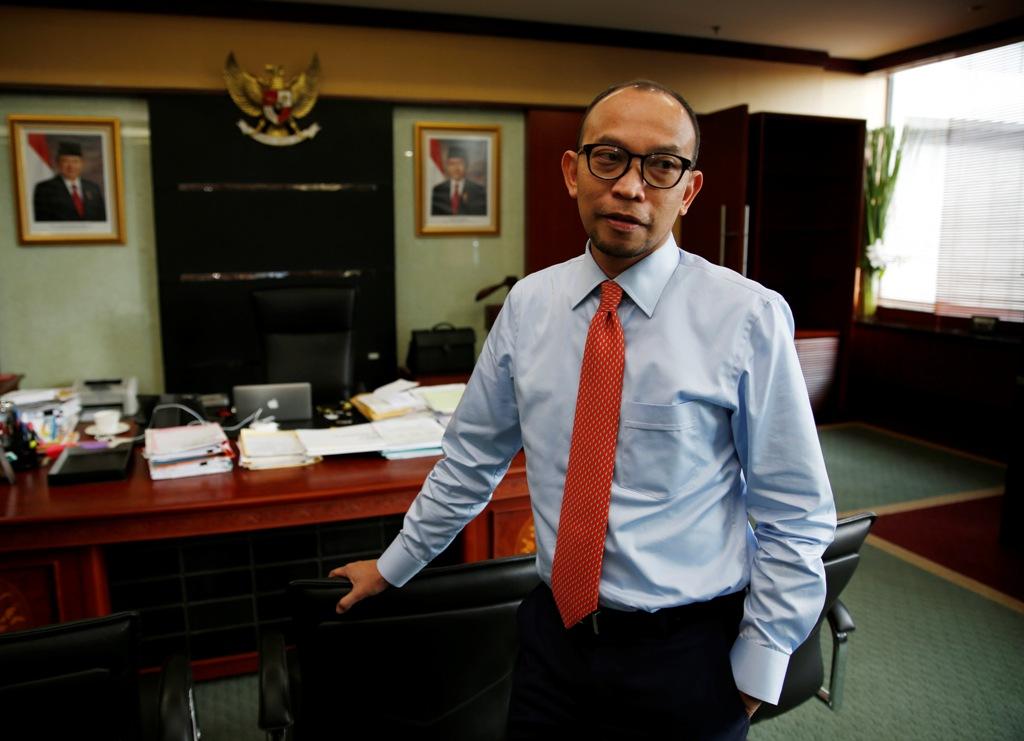 Indonesia Finance Minister Chatib Basri