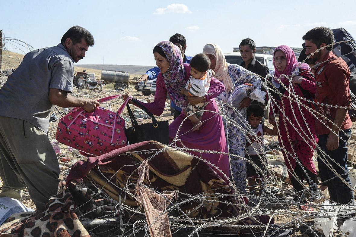 syria kurds isis