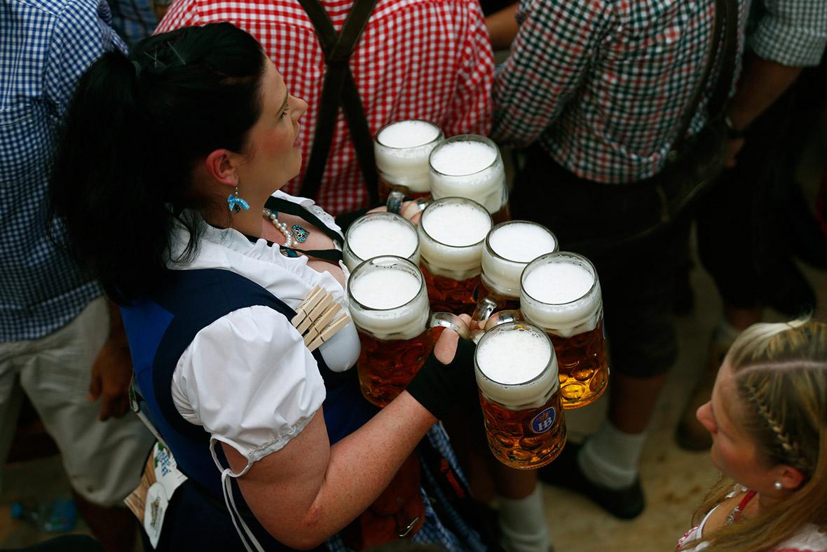 Oktoberfest 2014 packages uk