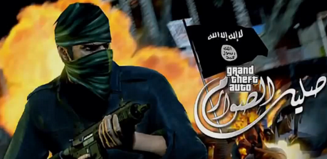 Isis are Grand Theft Auto-style video games to attract a young audience to their cause.