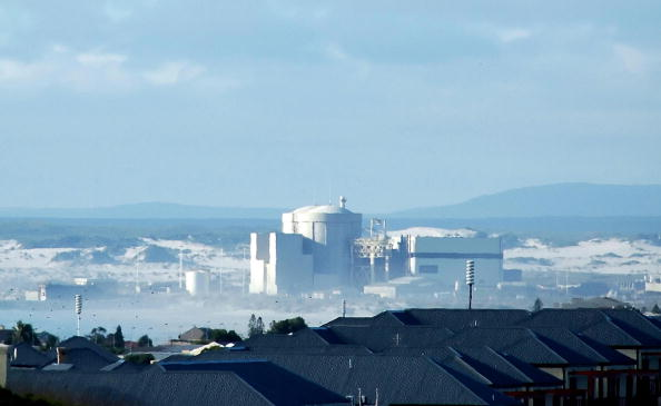 South Africa nuclear plant