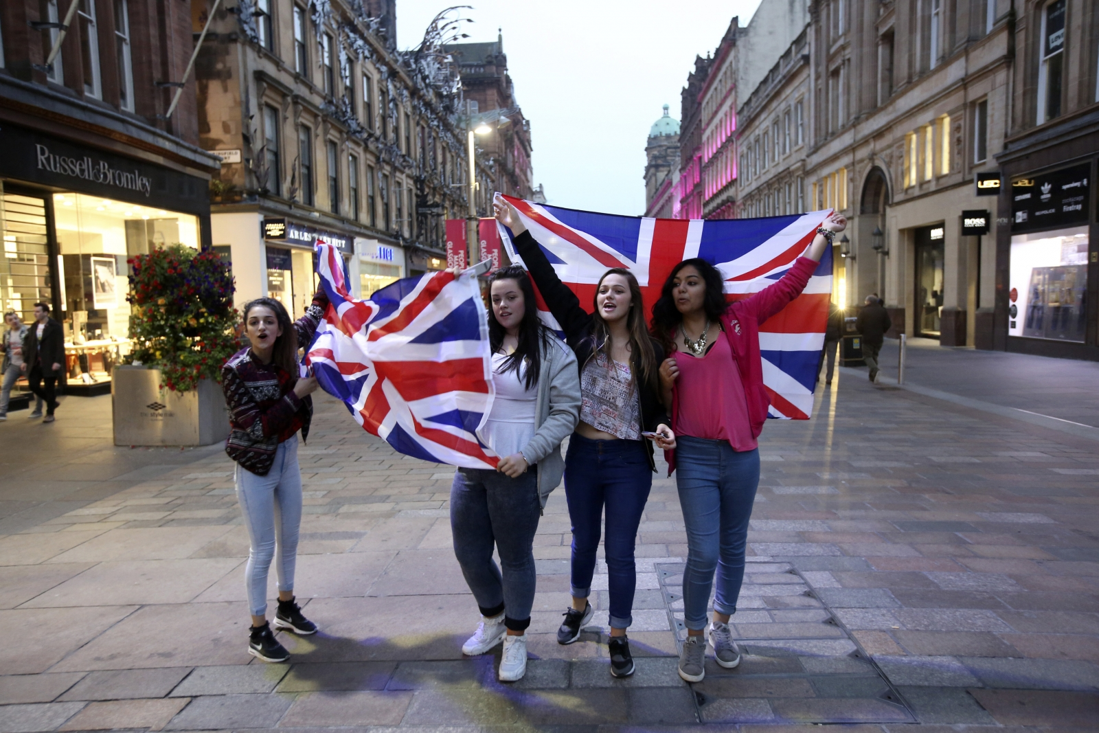Scottish Independence Bid Prompts Salmond to Call for Lower Voting Age in General Election 2015