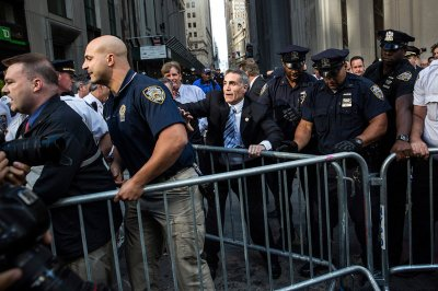 flood wall street banker