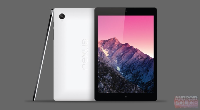 Nexus 9 By HTC And Google