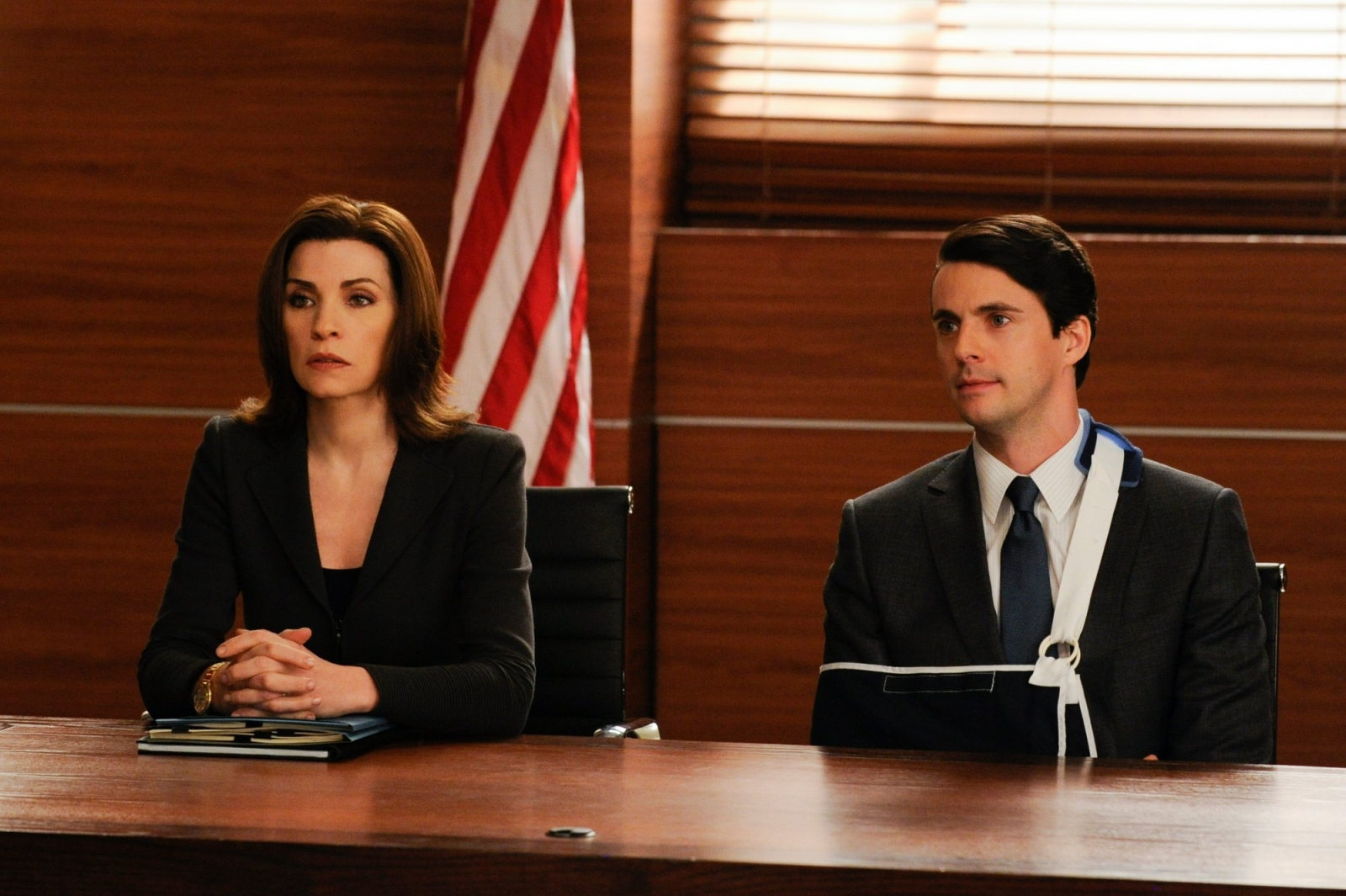 The Good Wife Season 6 Spoilers: Will Lemond Bishop Kill Cary in Episode 2 'Trust Issues'