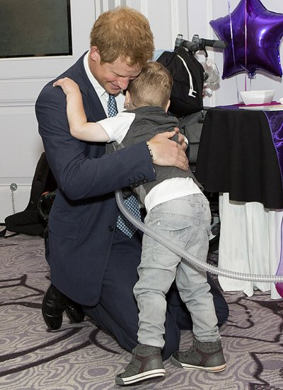 prince harry wellchild