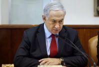 Israel\'s Prime Minister Benjamin Netanyahu