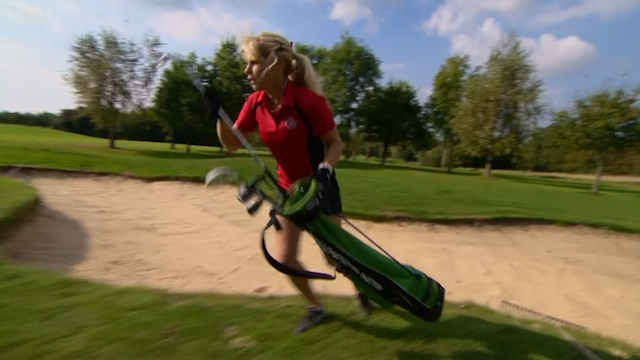 Golfers Race against Clock in First Ever UK Speed Golf Tournament