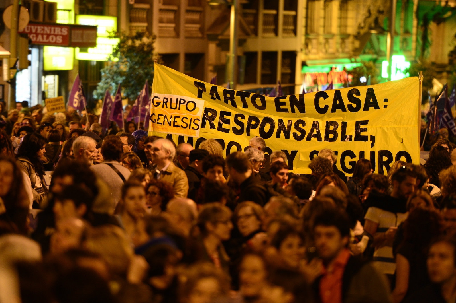 Spain: Abortion Restriction Plans Scrapped After Women's ...