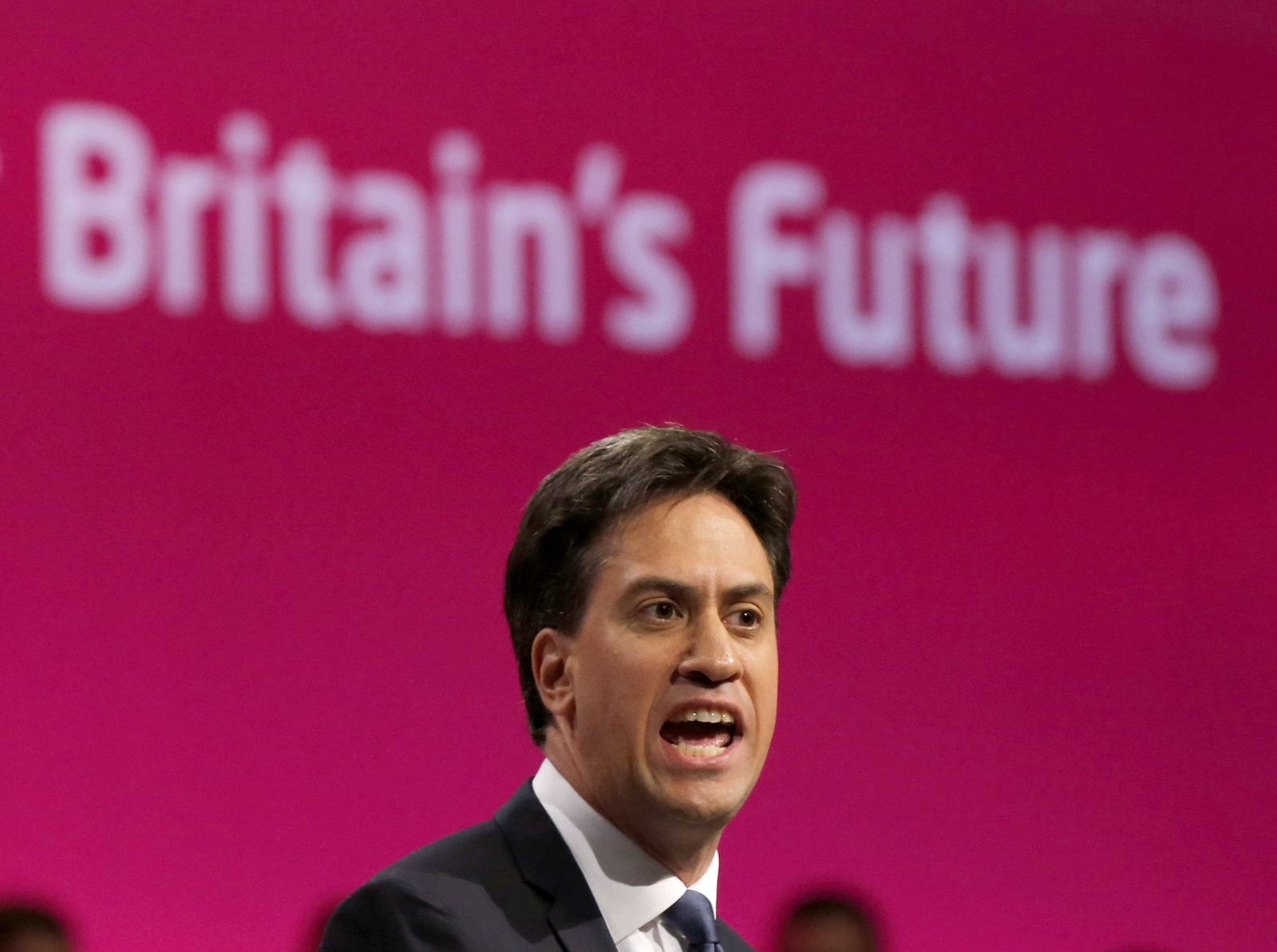 Ed Miliband conference speech