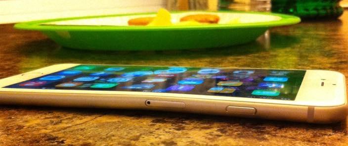 iPhone 6 Bent 2