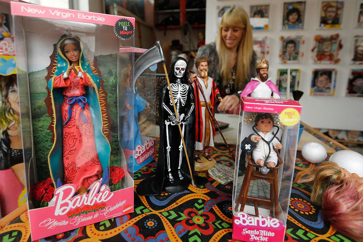 barbie doll jesus