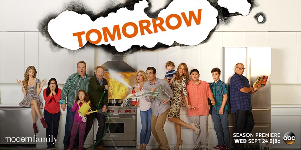Modern Family Season 6 Premiere
