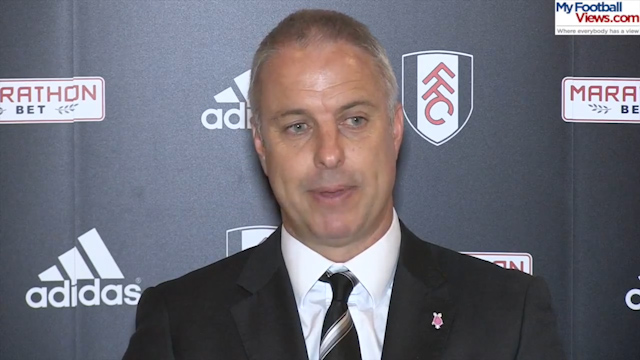 Kit Symons: I've Got Fulham Stars Smiling Again