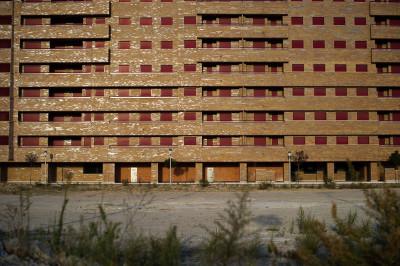 Spain ghost town Sesena