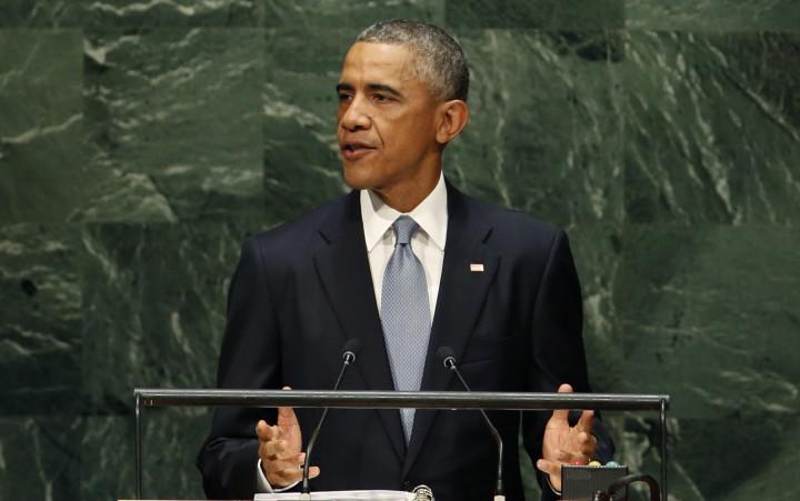 Obama UN