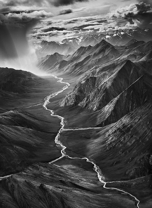 Sebastiao Salgado, The Brooks Range, Alaska, 2005