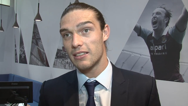 Carroll: I'm Ready to Fight for My Place in the Team