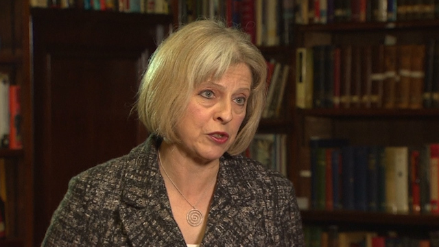 Theresa May: British Involvement in Syria will have 'Appropriate Legal Basis'