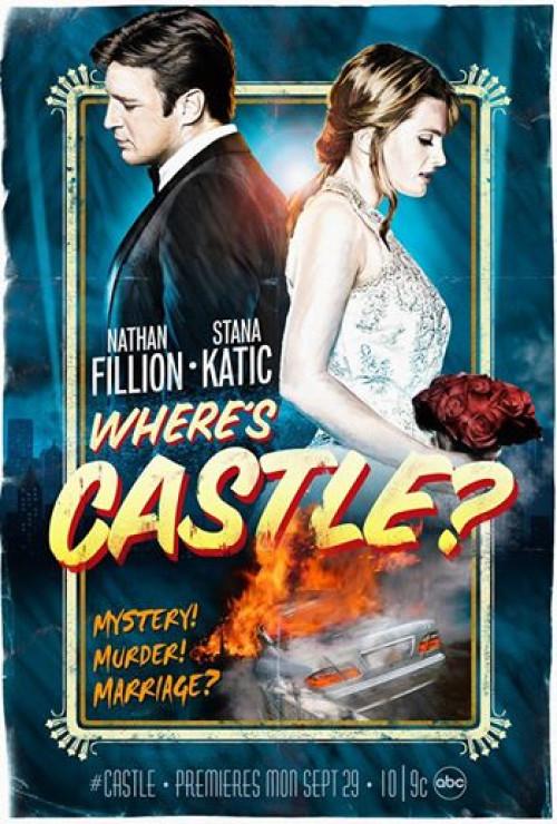 Castle Season 7 Premiere Preview: Episode Synopsis, Teasers