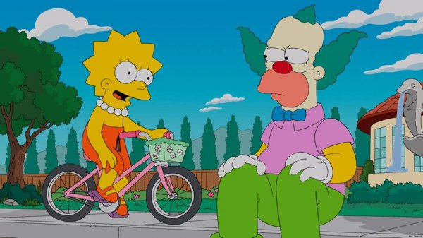 The Simpsons Season 26 Premiere episode