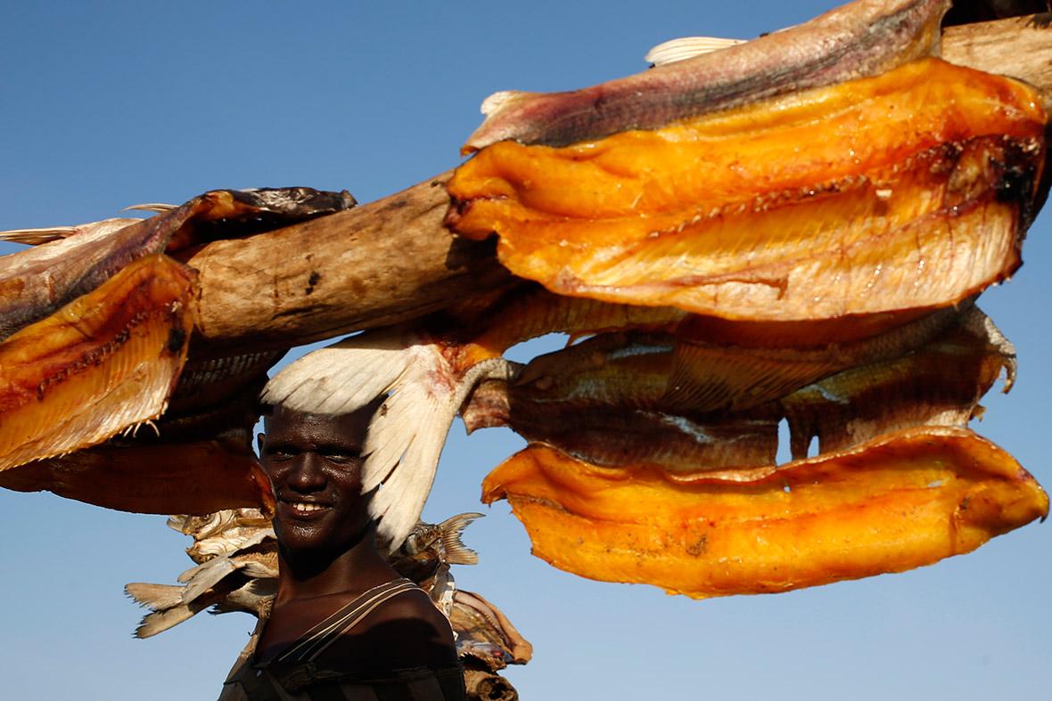 turkana dried fish