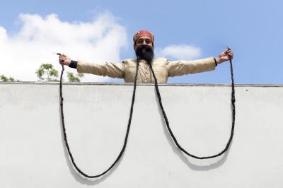 worlds longest moustache