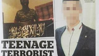 Abu Bakar Alam teenage terrorist picture Fairfax