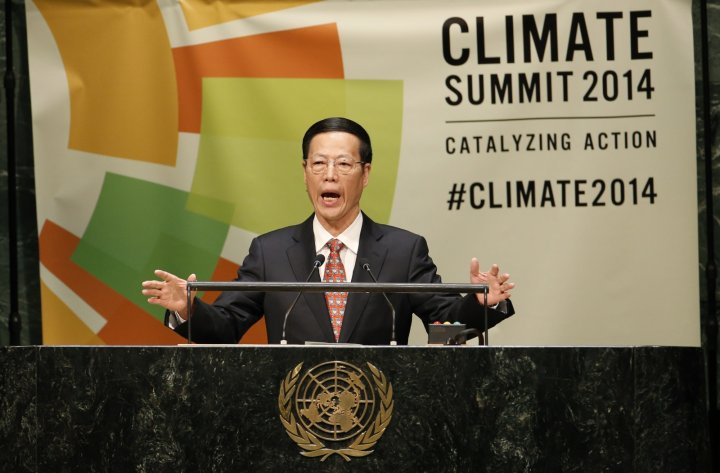 CHINA.CLIMATE