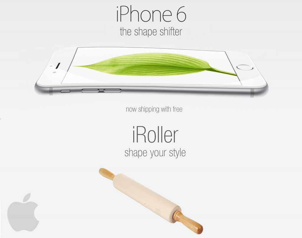 iPhone 6 #bendgate