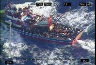 Fishing boat with 300 migrants stranded off Cyprus