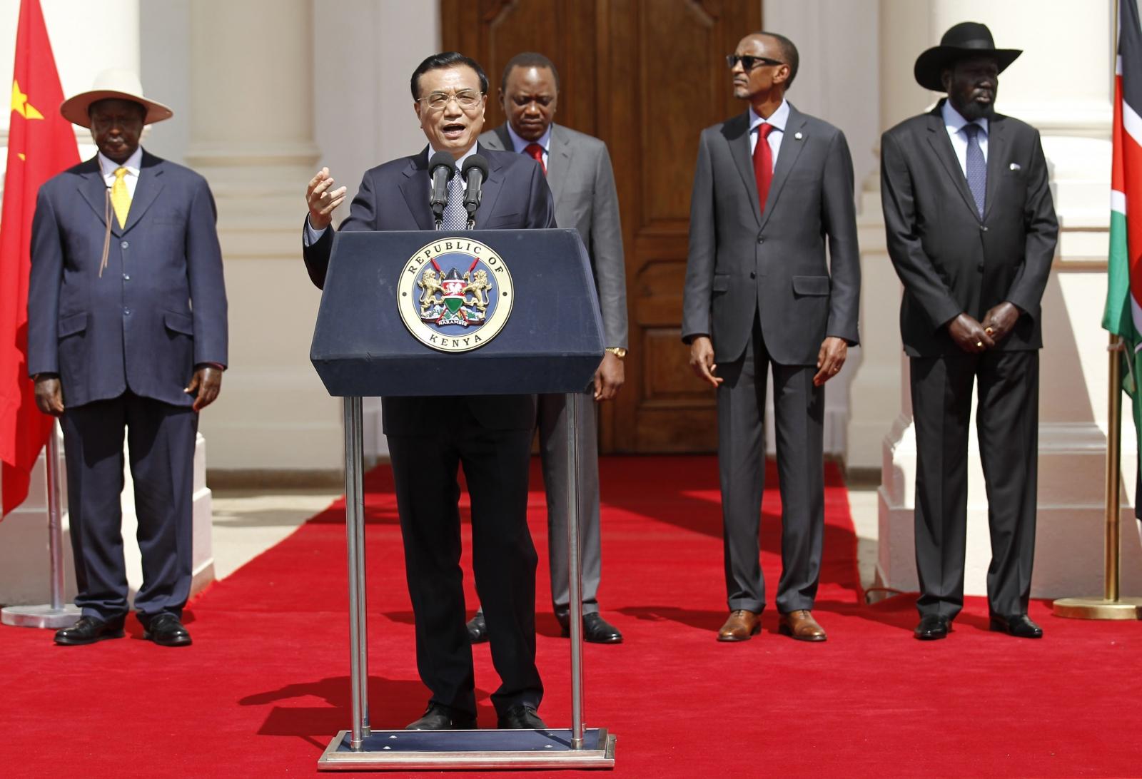 China South Sudan