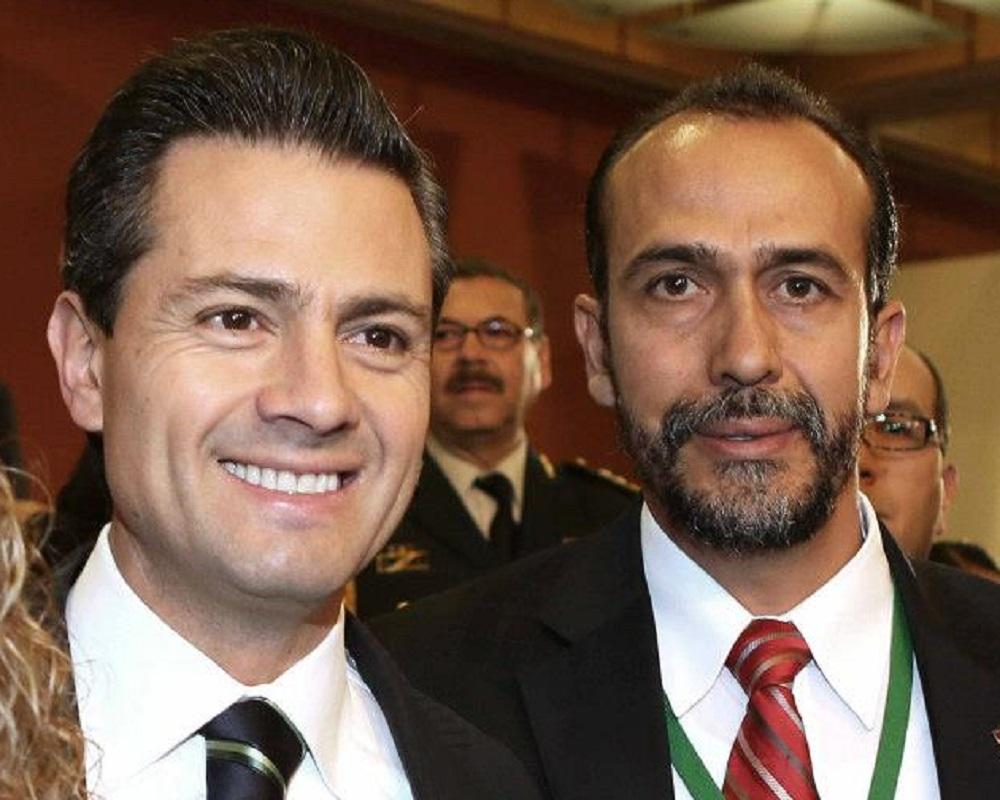 Mexican congressman Gabriel Gomez Michel