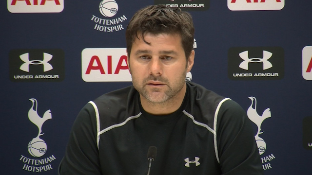 Pochettino 'More Confident' for London Derby against Arsenal