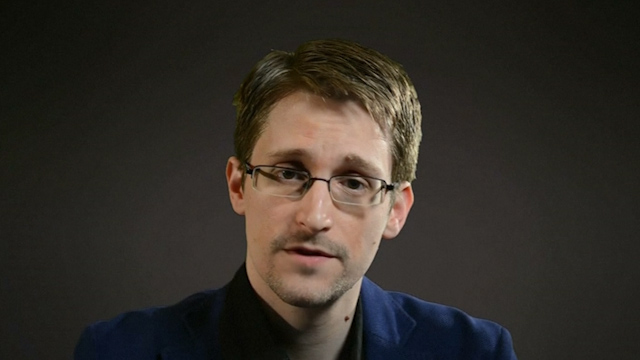 Snowden: Receiving Sweden's 'Alternative Nobel Prize' is a 'Vindication'