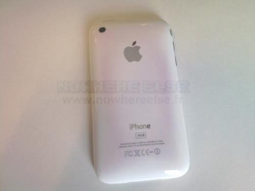 iPhone 3GS overheated